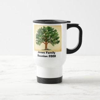 Family Reunion Travel Mug