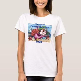Family Reunion with Beach Shells T-shirt