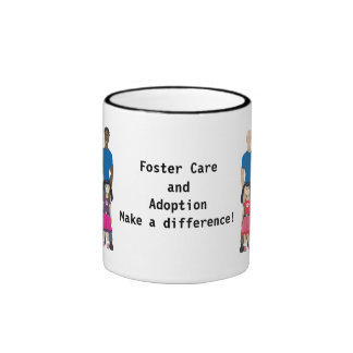 Family Ringer Mug