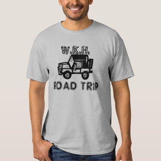 family ROAD TRIP Tee Shirt