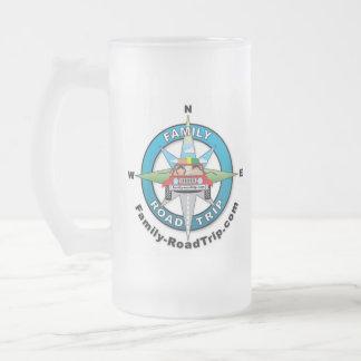Family-RoadTrip.com Frosted Mug
