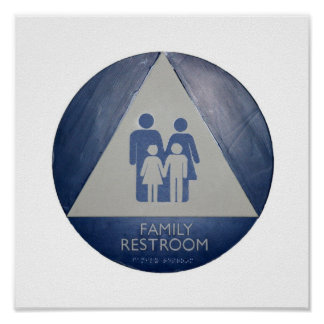 Family Room Poster