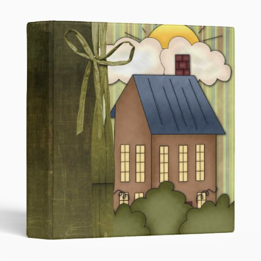 family scapbook vinyl binder