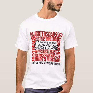 Family Square AIDS T-Shirt