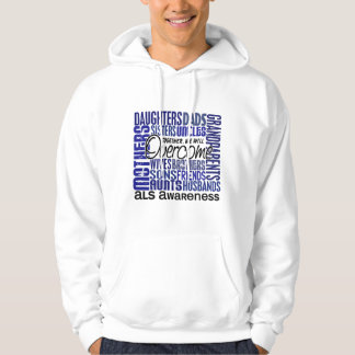 Family Square ALS Hoodie