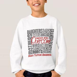 Family Square Brain Tumor Sweatshirt