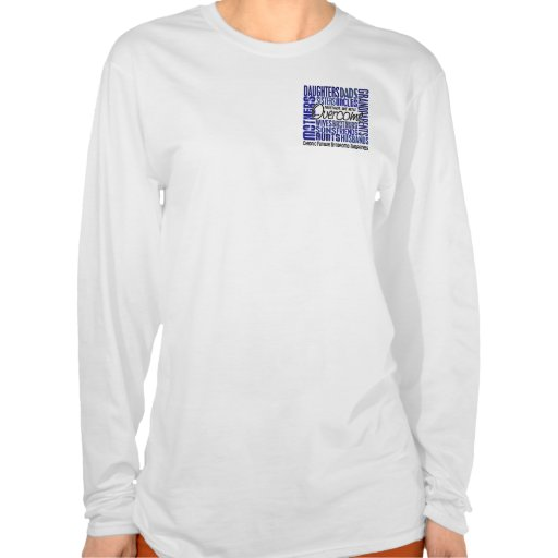 Family Square CFS Chronic Fatigue Syndrome Tee Shirts