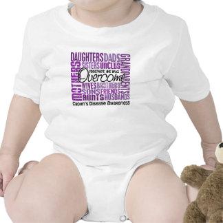 Family Square Crohn's Disease T Shirt