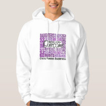 Family Square Cystic Fibrosis Hoodie