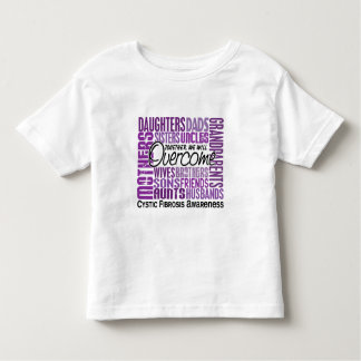 Family Square Cystic Fibrosis Toddler T-shirt