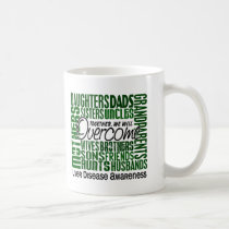 Family Square Liver Disease Coffee Mug