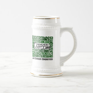 Family Square Liver Disease Coffee Mug