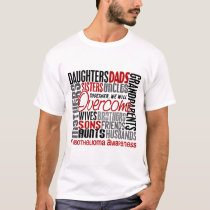 Family Square Mesothelioma T-Shirt