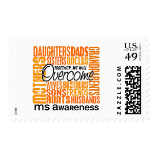Family Square MS Postage