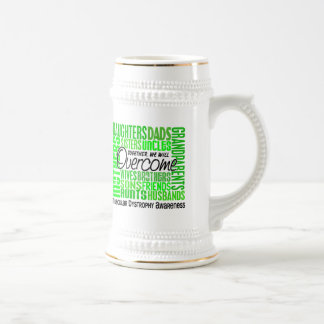 Family Square Muscular Dystrophy 18 Oz Beer Stein