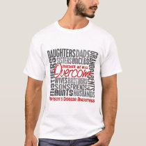 Family Square Parkinson's Disease T-Shirt