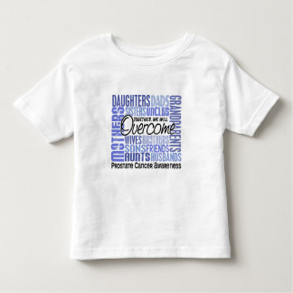 Family Square Prostate Cancer Toddler T-shirt