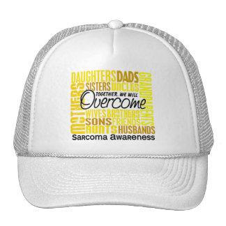 Family Square Sarcoma Trucker Hat
