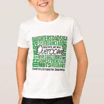 Family Square Tourette's Syndrome T-Shirt