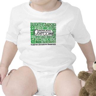 Family Square Tourette's Syndrome Tee Shirt