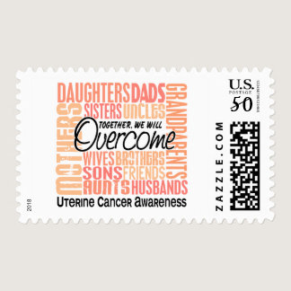 Family Square Uterine Cancer Postage