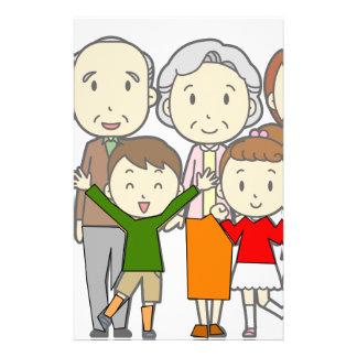Family Stationery