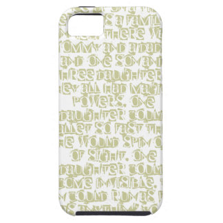 Family story turned into iPhone cover