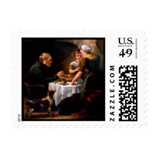 Family Supper Postage