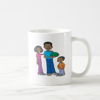 Family That Bowls Together Coffee Mug