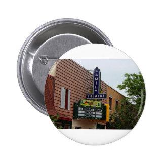 Family Theatre Pinback Button