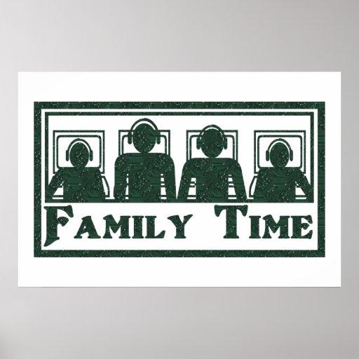 Family Time Print
