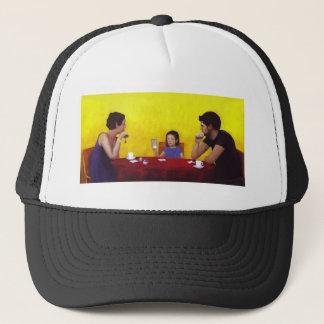 Family Time Trucker Hat