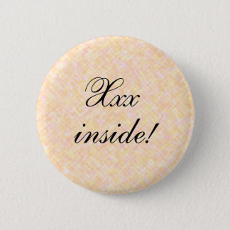 Family Title Inside! Baby shower Pinback Button