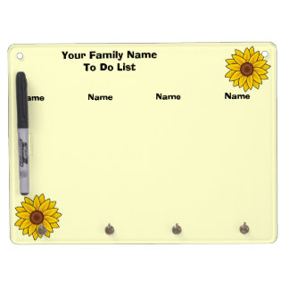 """""""Family To Do List"""" Dry Erase Board Dry-Erase Whiteboards"""