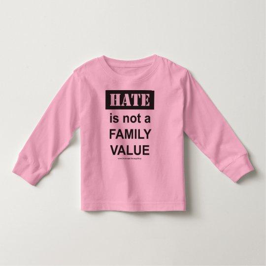 Family Toddler Long Toddler T-shirt