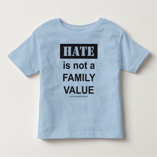 Family Toddler Ringer Toddler T-shirt