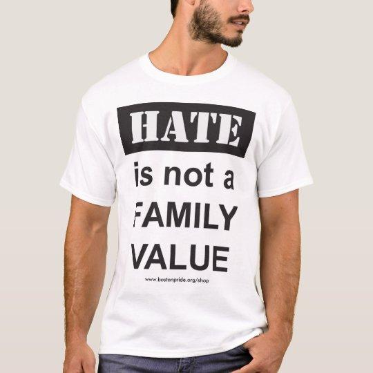 Family Tonal Stripped T-Shirt