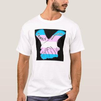 Family Transcends Logo Tee(black) T-Shirt