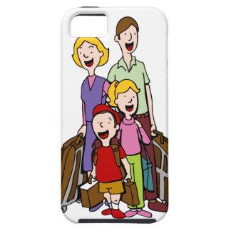 Family Travel iPhone SE/5/5s Case