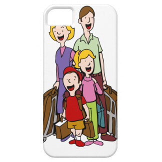 Family Travel iPhone SE/5/5s Case