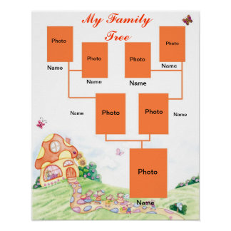 Family Tree 04 Poster