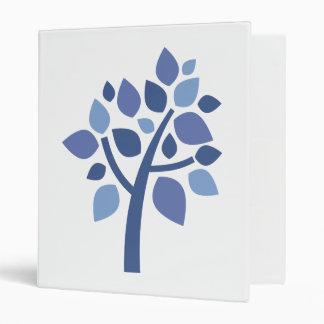 Family Tree 100 - Blue 3 Ring Binder