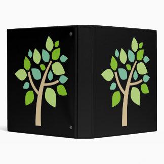 Family Tree 100 - Green 3 Ring Binder