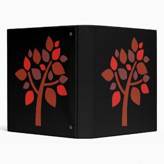 Family Tree 100 - Red 3 Ring Binder