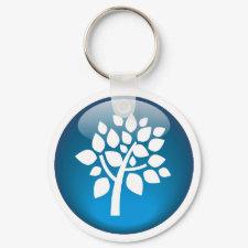 Family Tree 101 keychain