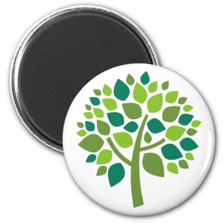 Family Tree 104 2 Inch Round Magnet
