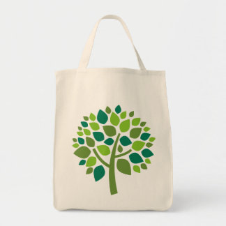 Family Tree 104 Grocery Tote Bag
