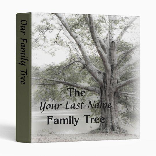 Family Tree Album Binder