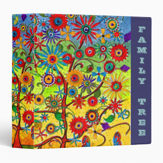 Family Tree Binder