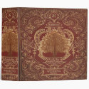 Family Tree | Custom Antique Look Album Binder